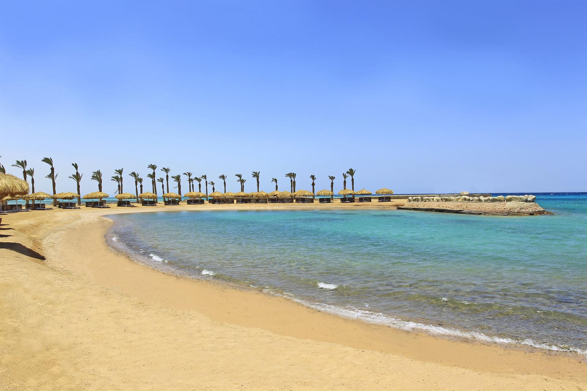 Тур Хугарда, Египет