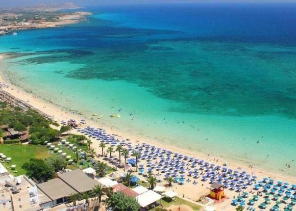 Тур Кипр, Айя-Напа