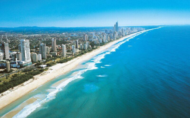 Золотой Берег, Австралия