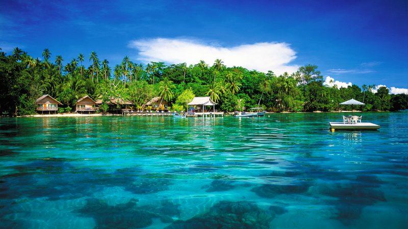 Тур на Соломоновы острова
