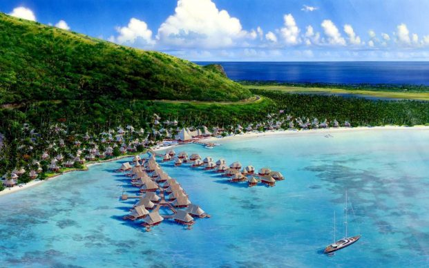 Тур на Таити