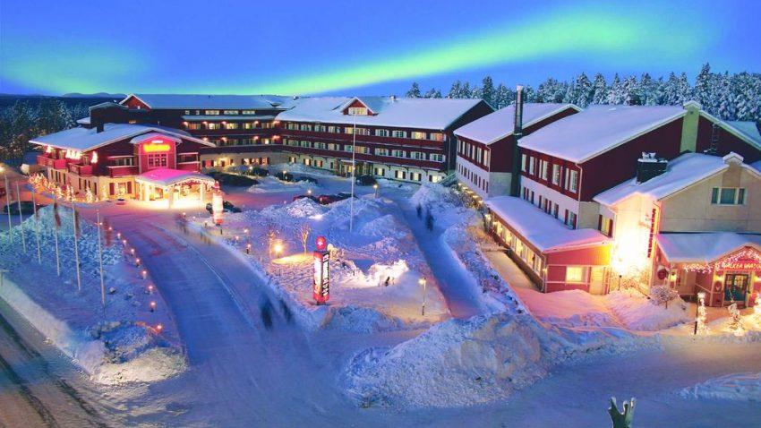 Тур в Финляндию